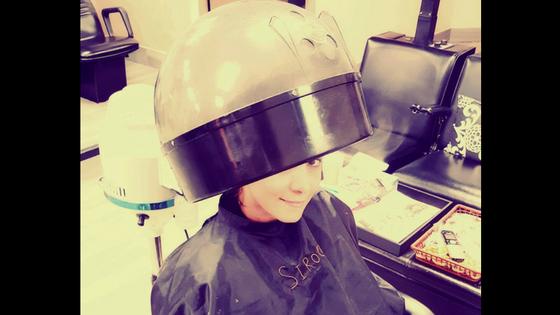 Hair Steaming Treatment