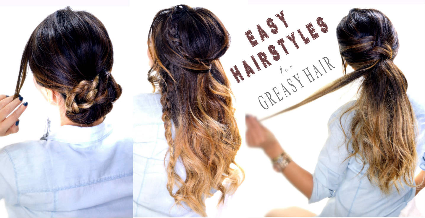 Greasy Hair Style by wearticles.com
